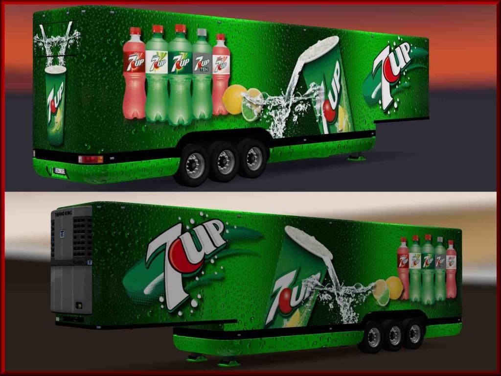 Aero Dynamic nealko trailer pack 201612
