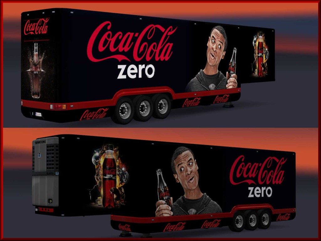 Aero Dynamic nealko trailer pack 20165