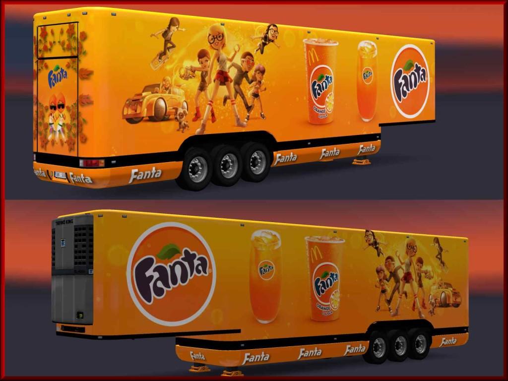 Aero Dynamic nealko trailer pack 20166