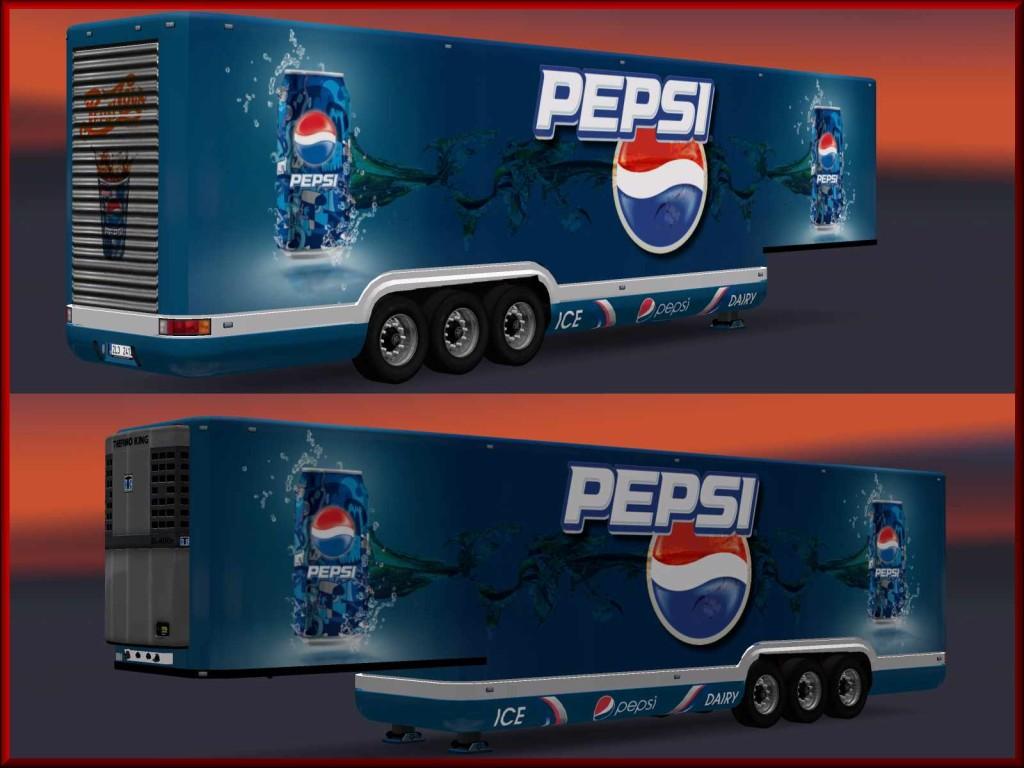 Aero Dynamic nealko trailer pack 20167