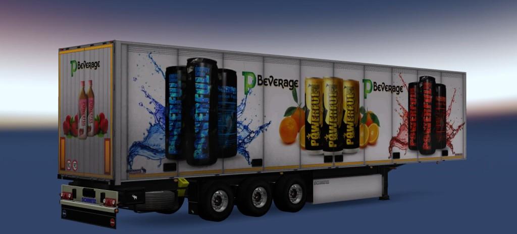 Trailer Pack Fridge Energy 1.267