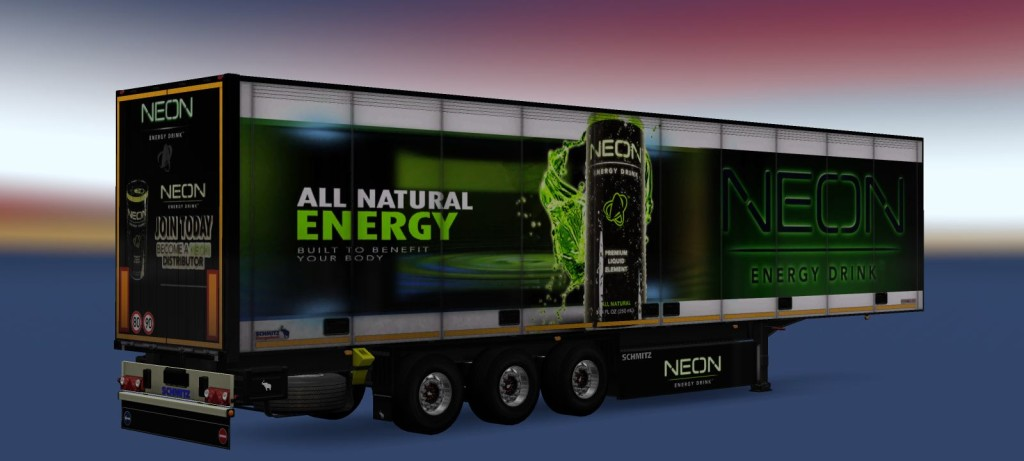 Trailer Pack Fridge Energy 1.268