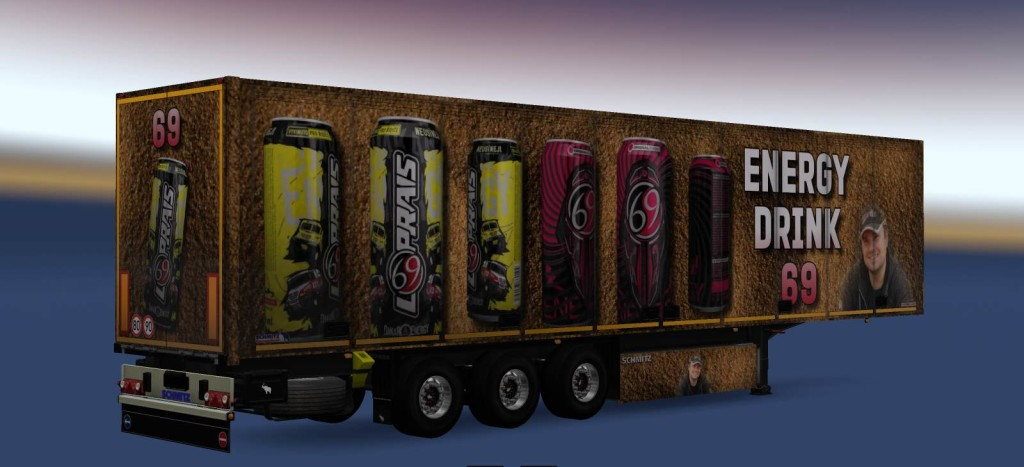 Trailer Pack Fridge Energy 1.269