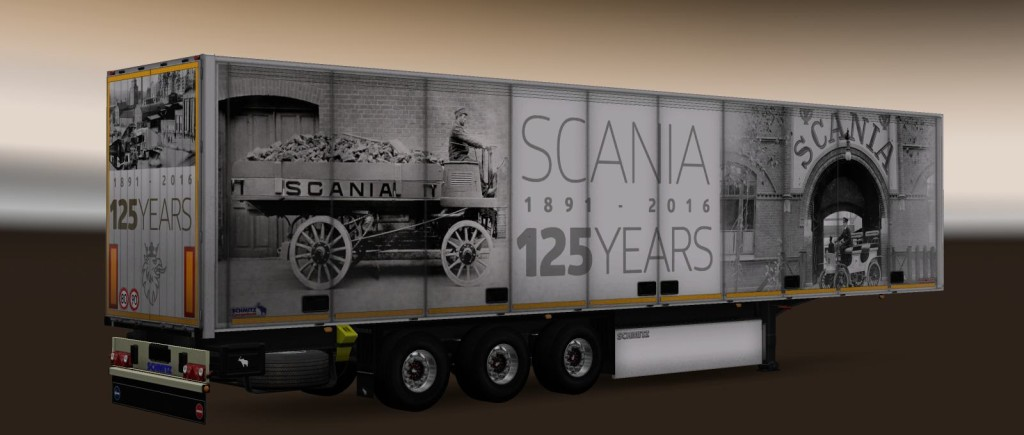Trailer pack Scania 125 years2
