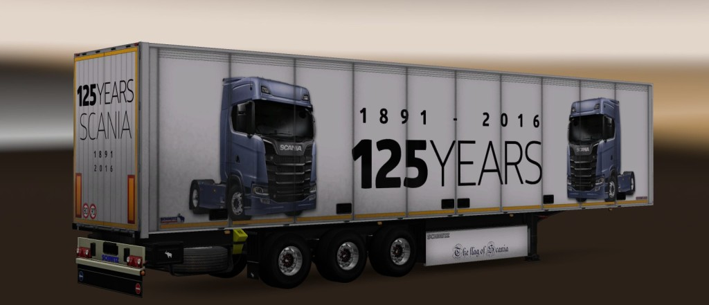 Trailer pack Scania 125 years7