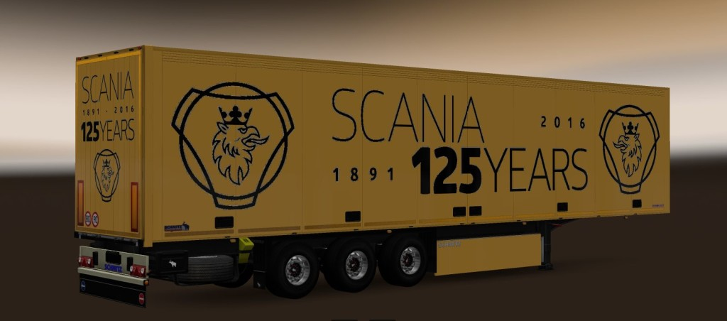 Trailer pack Scania 125 years8