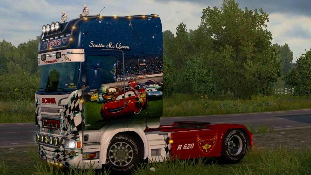 Scania RJL Barlera skin2