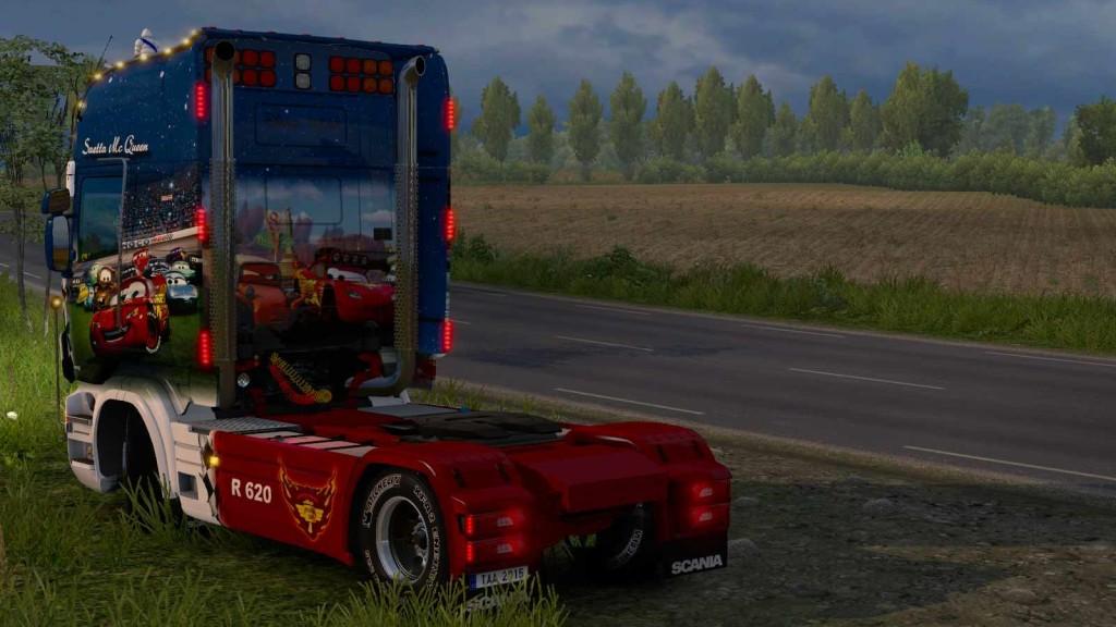 Scania RJL Barlera skin3