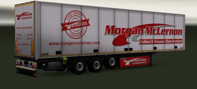 Trailer Fridge Morgan