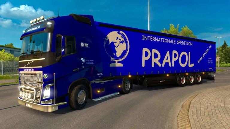 Volvo 2012 combo Prapol skin3