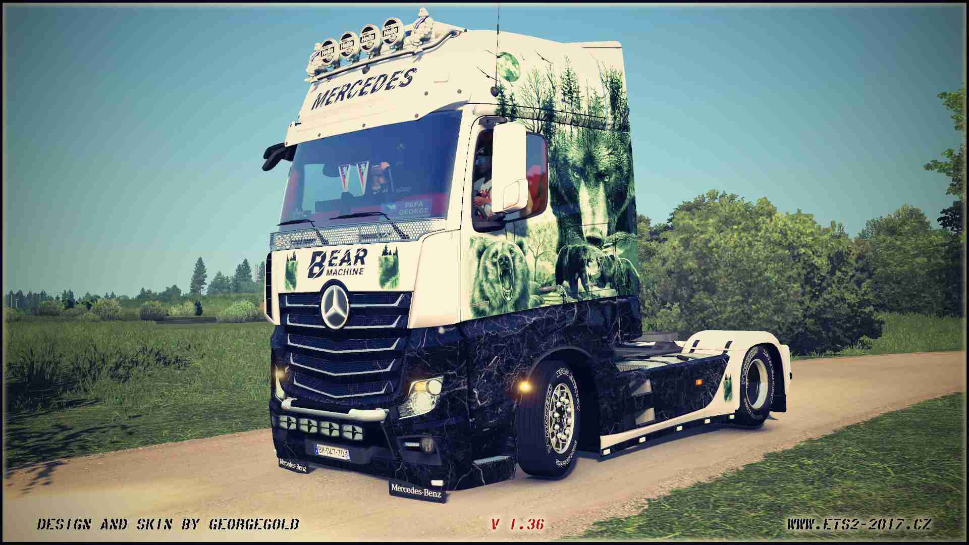 MP4 Bear Machine