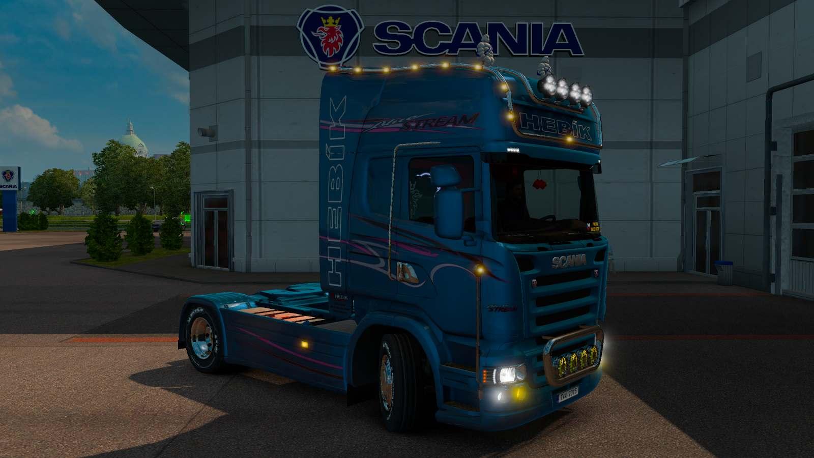 Scania RJL Hebik