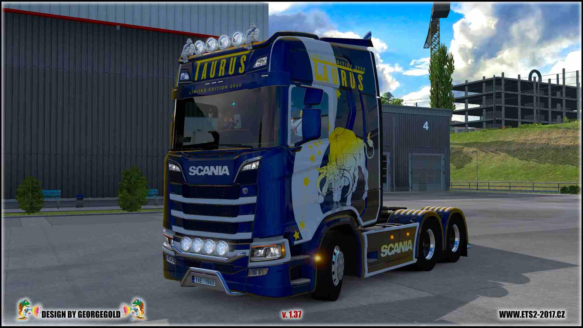 Scania S NG Taurus