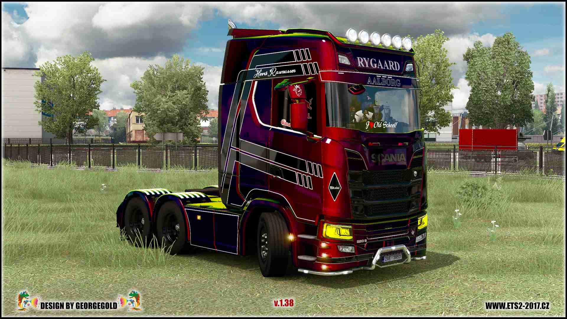 Scania S NG Rygaard