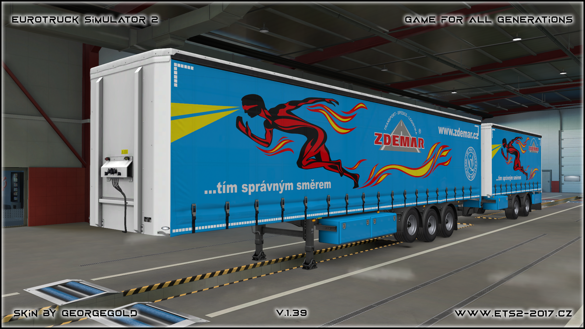 Trailer SCS Owned Pack Zdemar