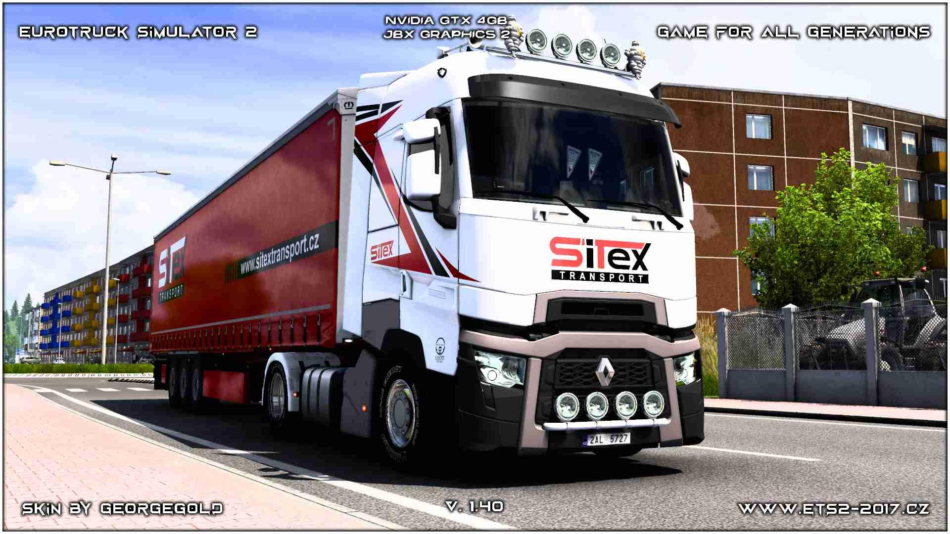 Combo Renault T Sitex