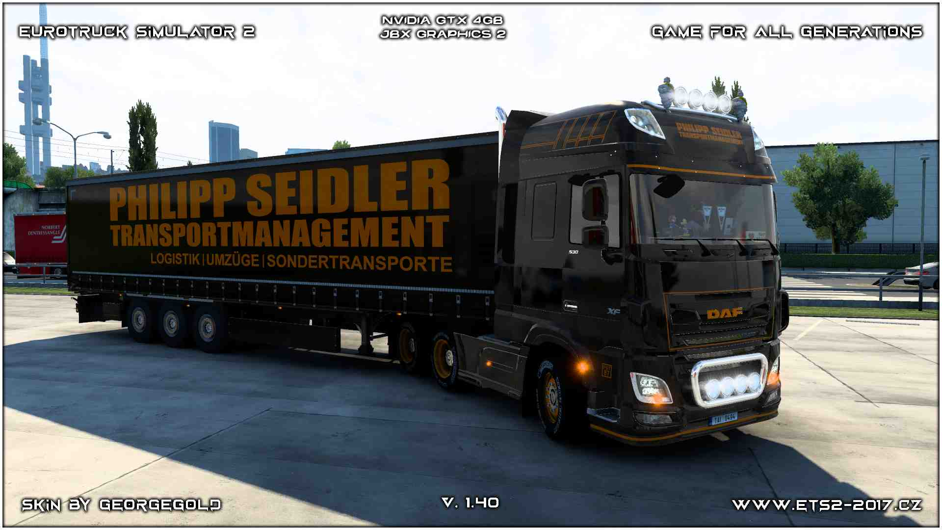 Combo Daf E6 Philipp Seidler