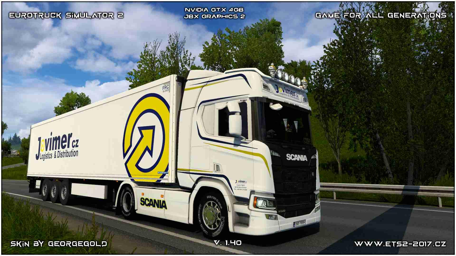Combo Scania R NG Jovimer