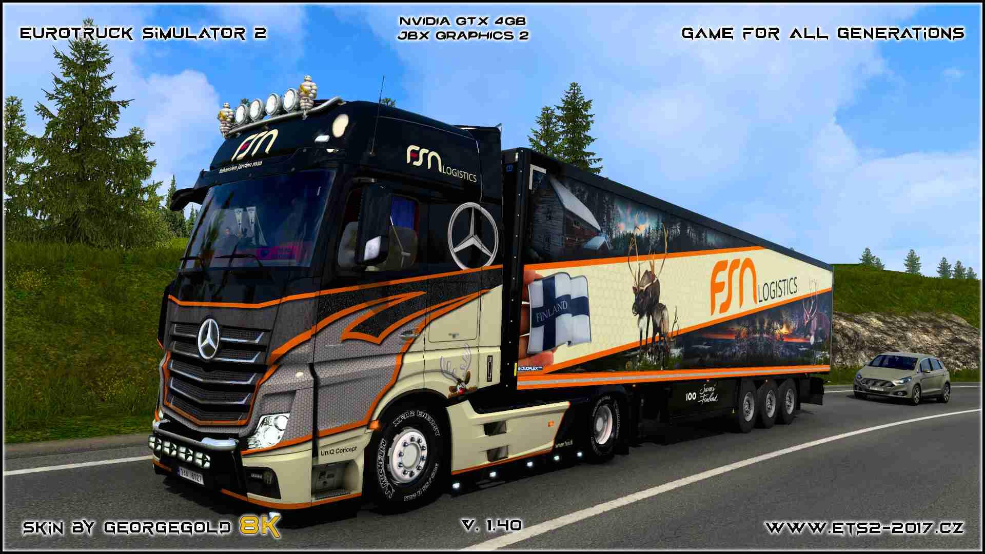 Combo MP 4 FSN Logistics