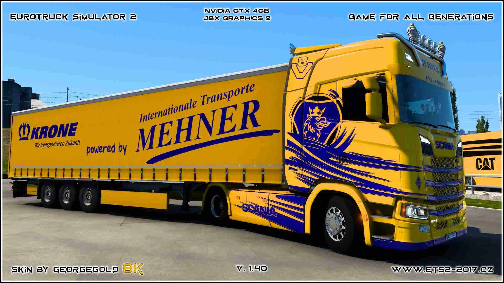 Combo Scania S NG Mehner I.