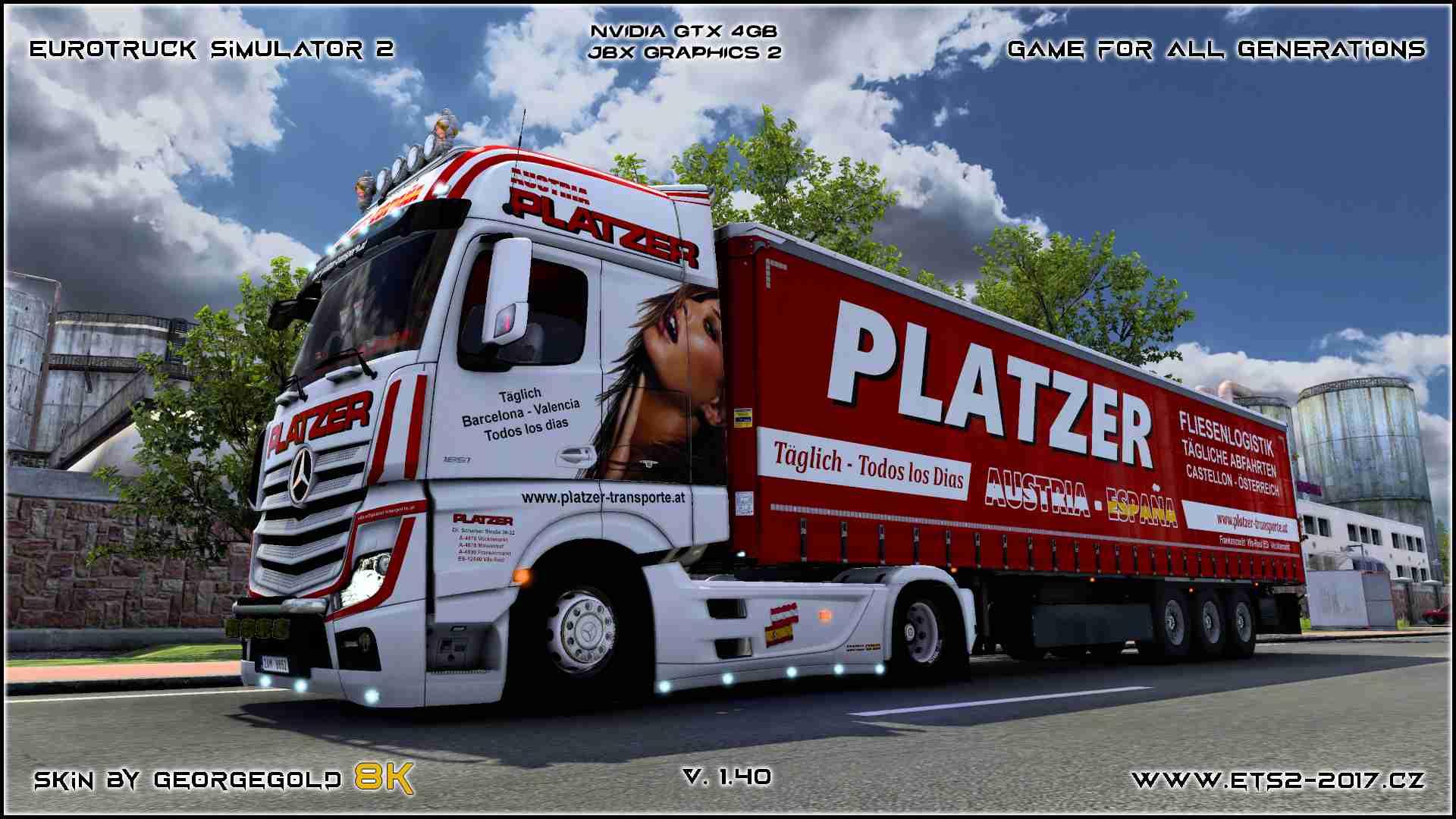 Combo MP 4 Platzer Transporte 2+1