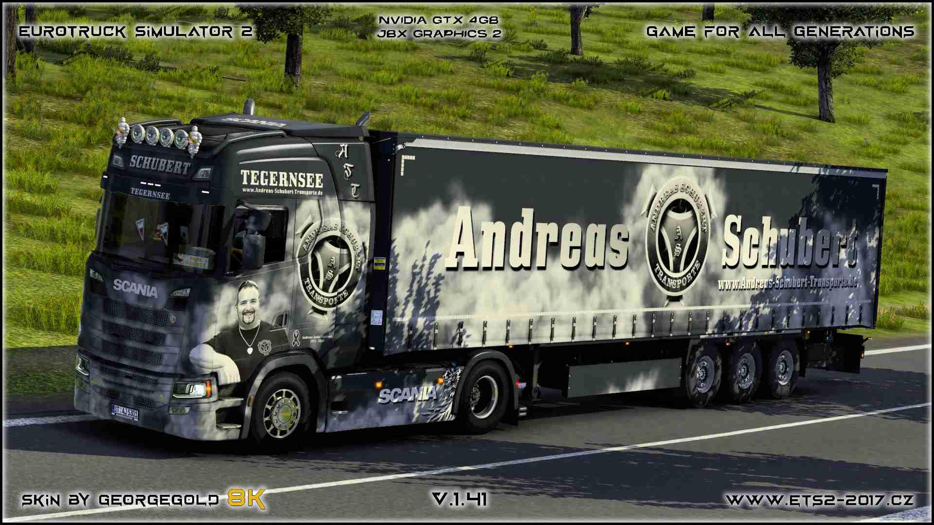 Combo Scania S NG Andreas Schubert