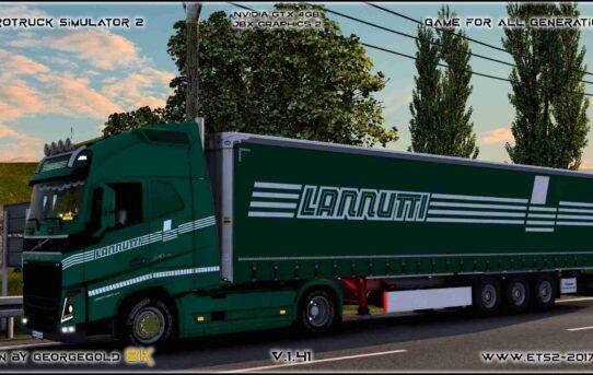 Combo Volvo FH 2012 Lannutti