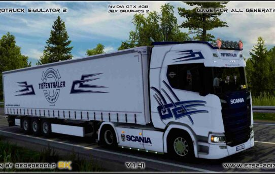 Combo Scania S NG Tiefenthaler