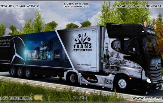 Combo MP 4 Trio Trans History