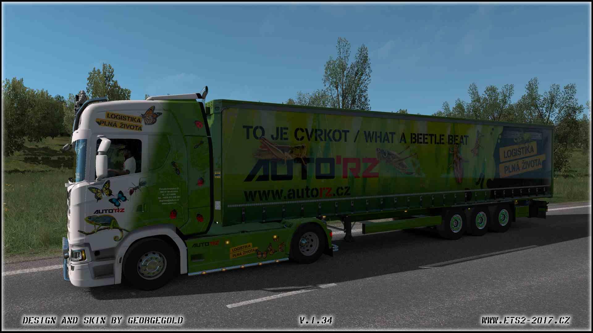 Combo Scania S NG Auto RZ