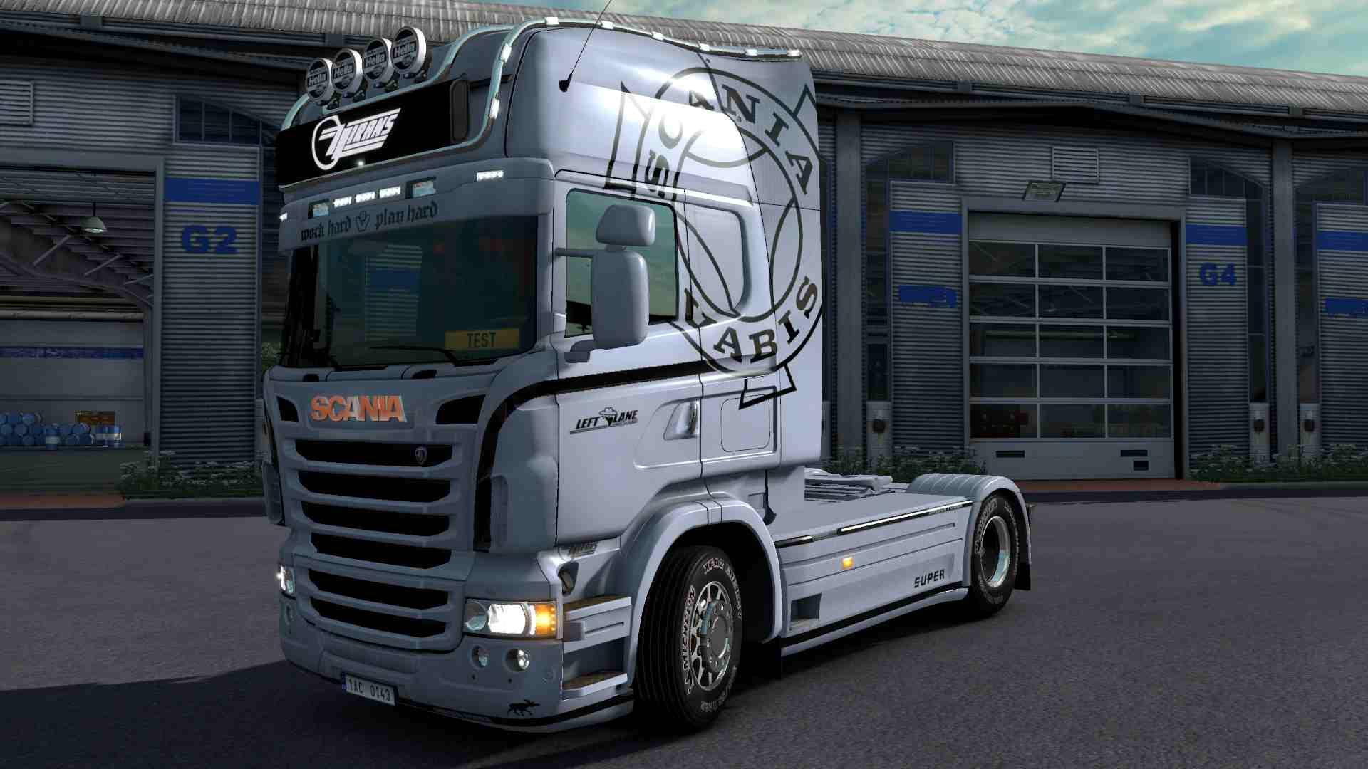 Scania RJL ZZ Trans