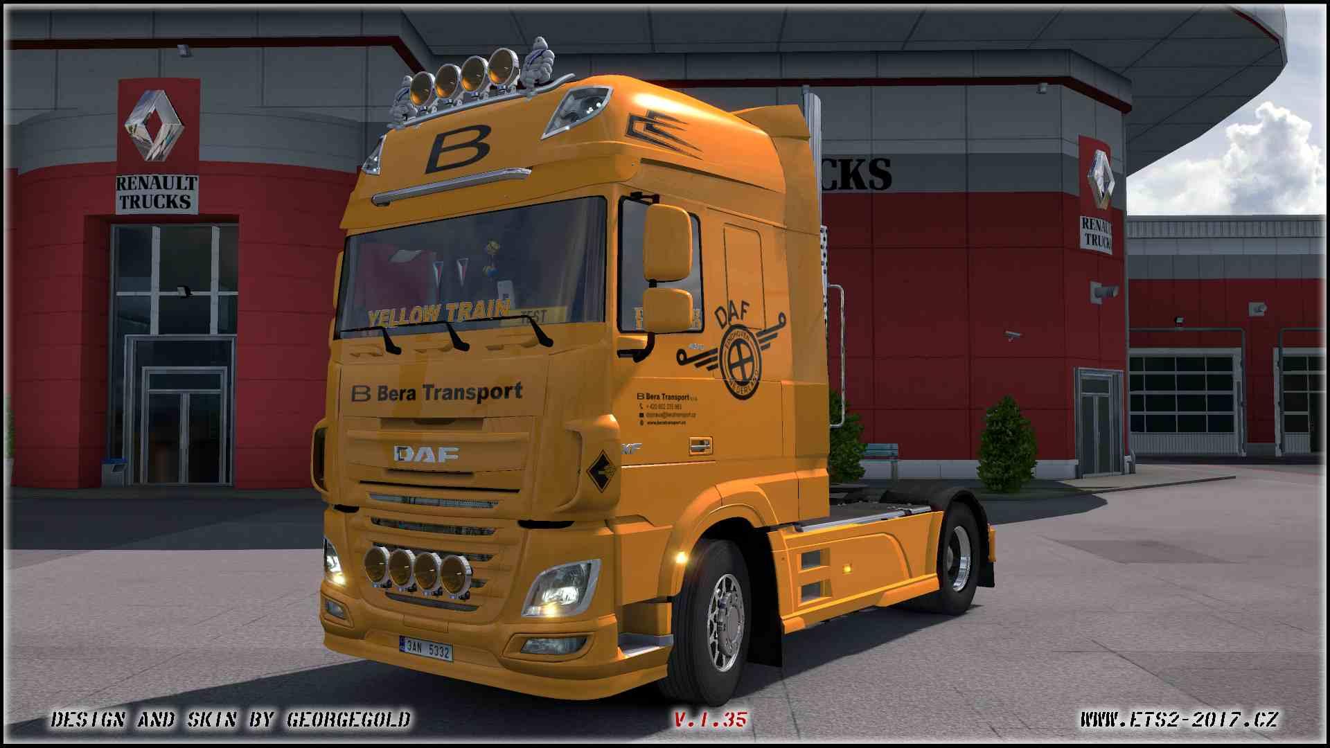 Daf E6 Bera Transport