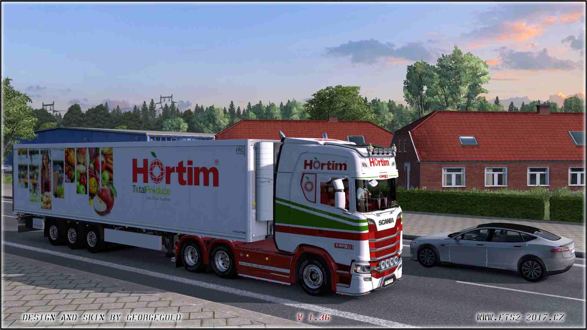 Combo Scania S NG Hortim