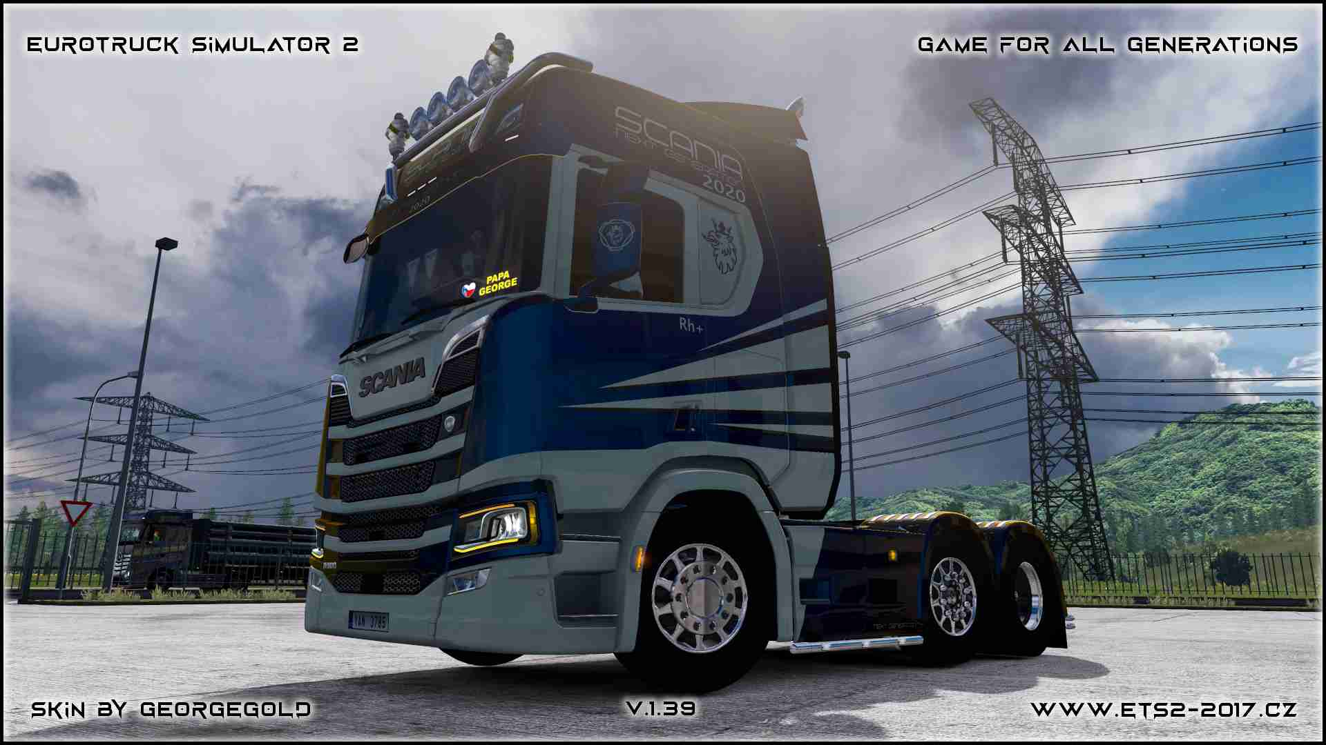 Scania R NG Color Edition