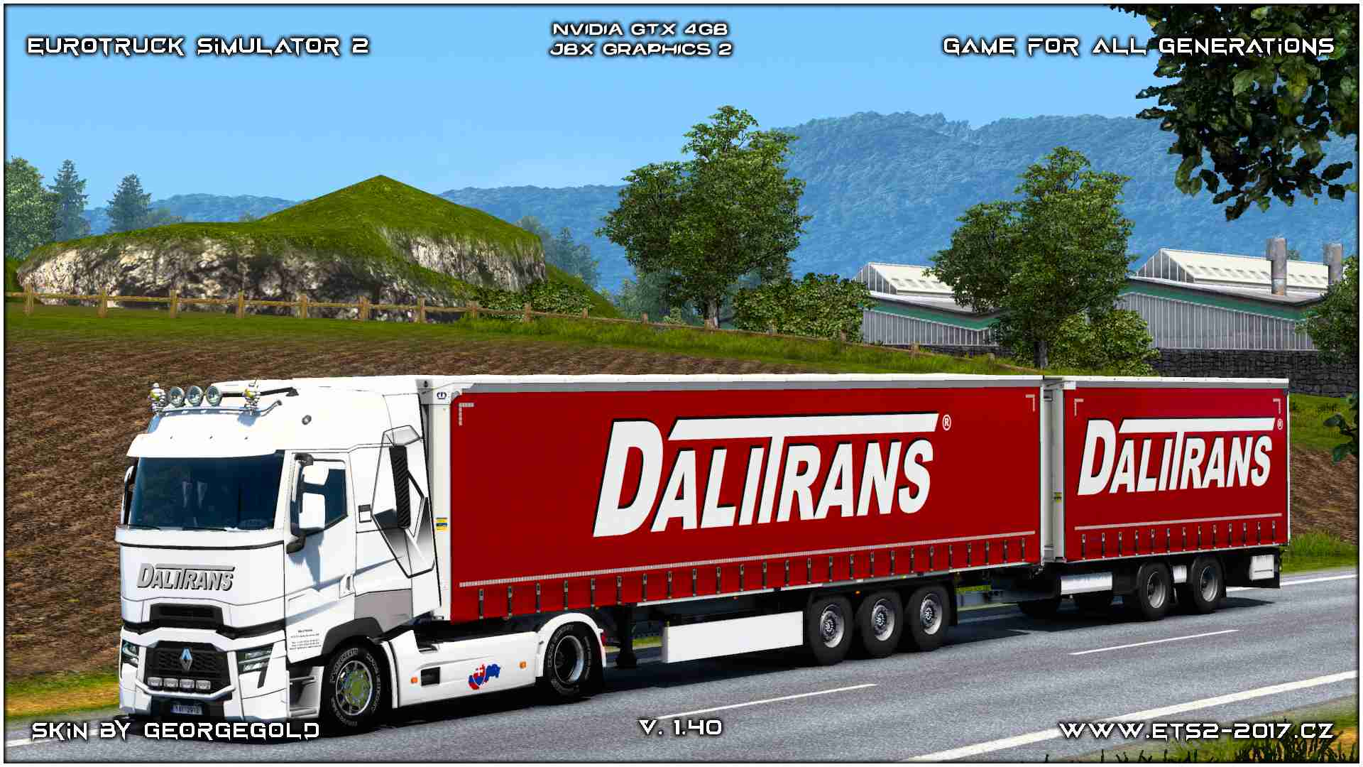 Combo Renault T Dalitrans
