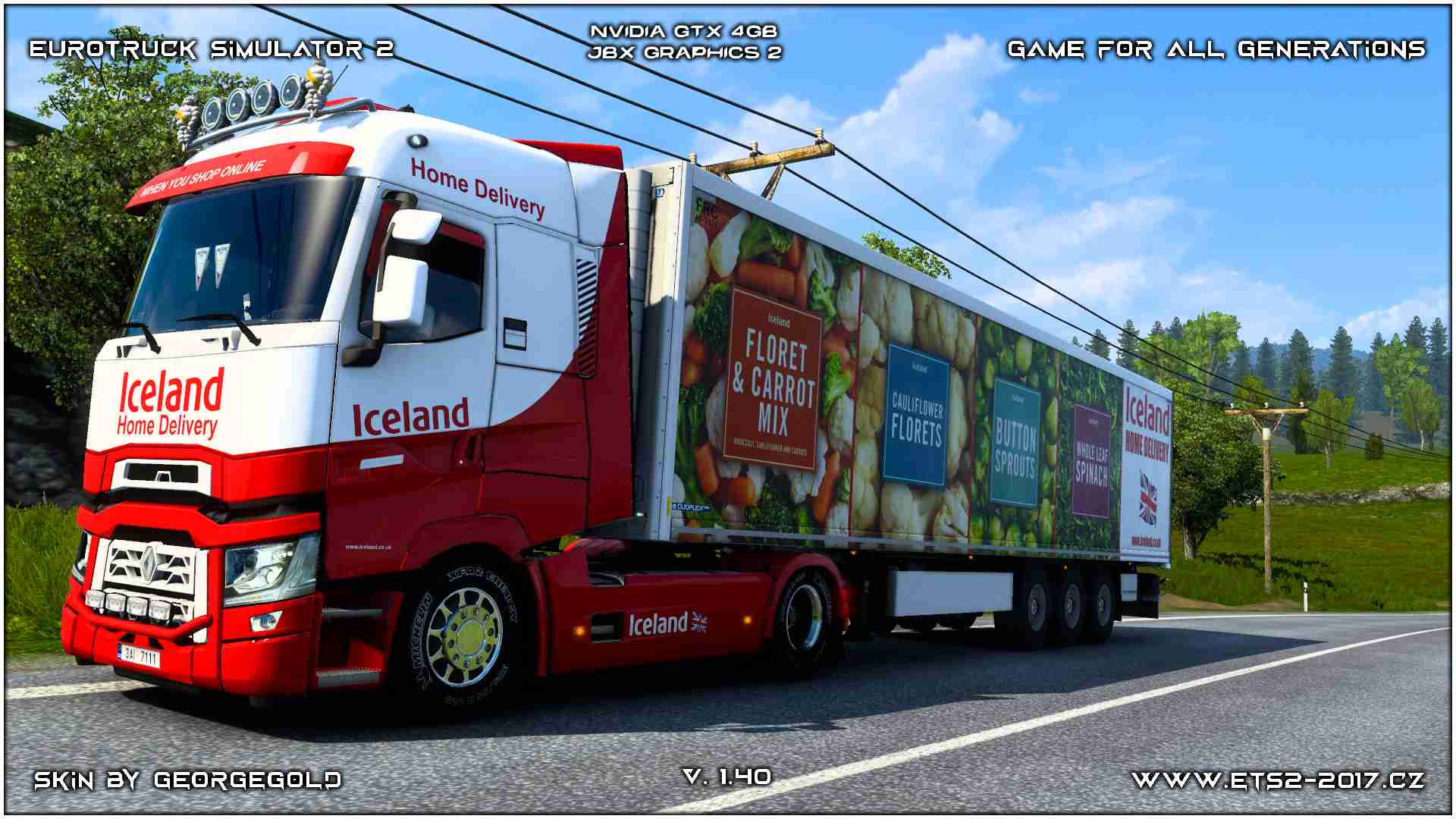 Combo Renault T Iceland 1+2