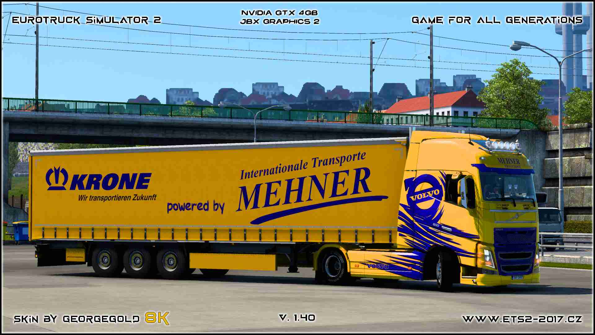 Combo Volvo FH 2012 Mehner Transporte