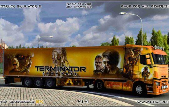 Combo Renault T Terminator 6